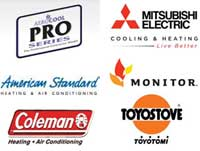 Our Brands - Jonas Heating and Cooling